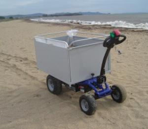transporteurs-electrique-Jespi-sable