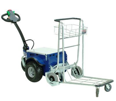 tracteur-electrique-M9-chariot-detoure
