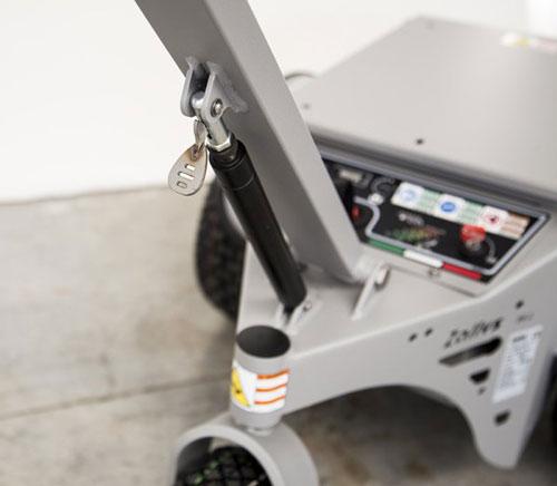 tracteur-electrique-M4-inox