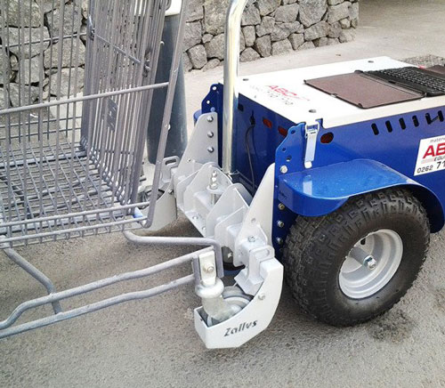 tracteur-electrique-M9-télécommande